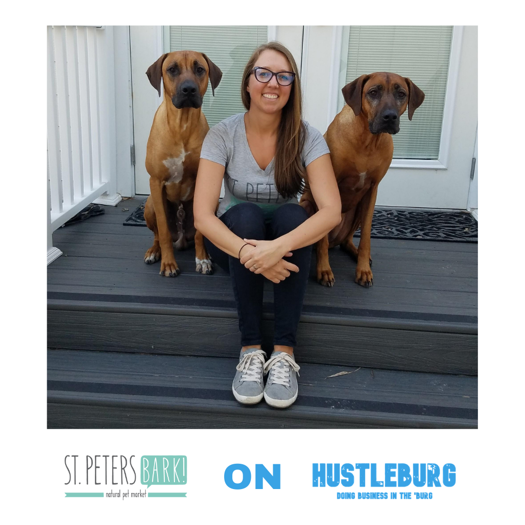 St PetersBARK Interview on the Hustleburg Podcast